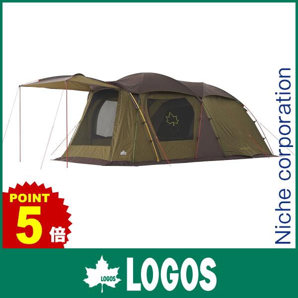 ロゴス プレミアム PANELストロングGドゥーブル XL-AH 71805522 キャンプ用品