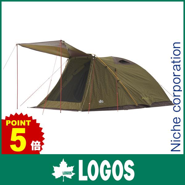 ロゴス プレミアム PANELエアーズロックドーム XL-AH 71805524 キャンプ用品