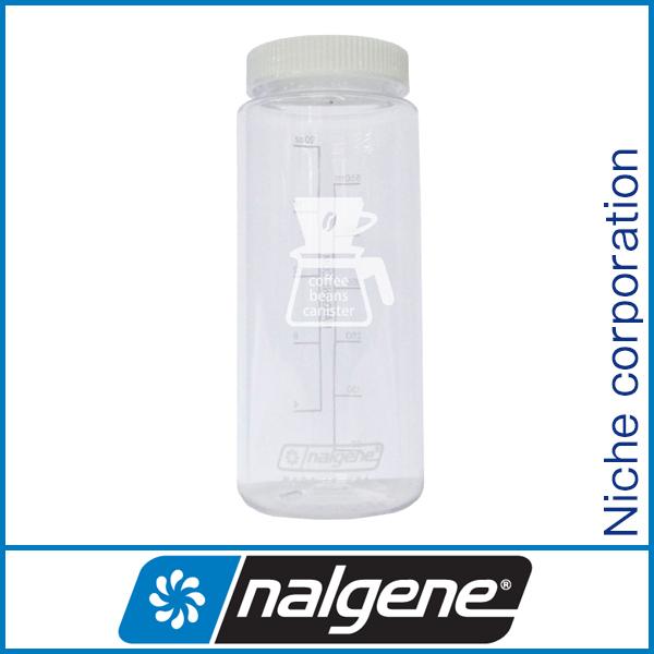 ナルゲン コーヒービーンズ キャニスター200g 0.65L  91282