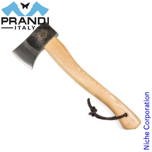 プランディ YANKEEハチェット600 トラディショナル アッシュハンドル [ 728666 ] キャンプ 薪割り 斧 焚き火