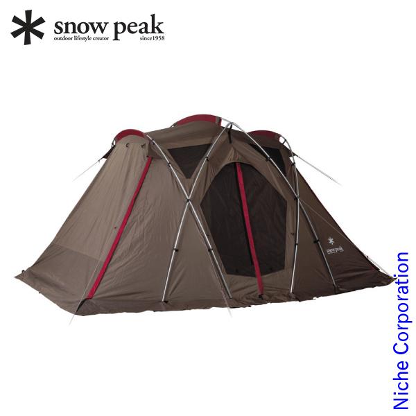 【最大1,000円OFFクーポン配信中】スノーピーク リビングシェルS TP-240 キャンプ用品 テント タープ 冬キャンプ