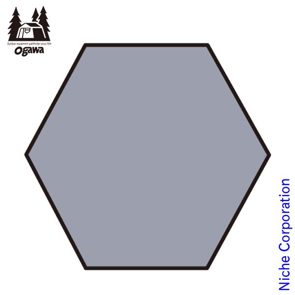 オガワキャンパル ( ogawa ) PVCマルチシート テリーザ用 1429 キャンプ用品