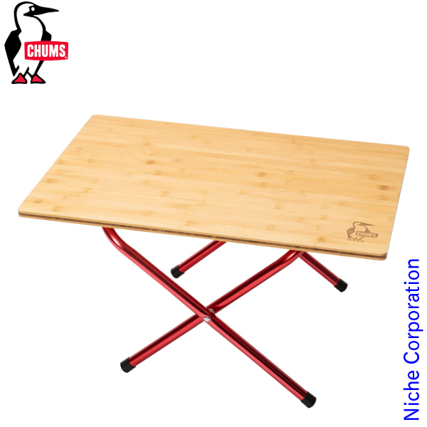 チャムス バンブーサイドテーブル CH62-1334 キャンプ用品