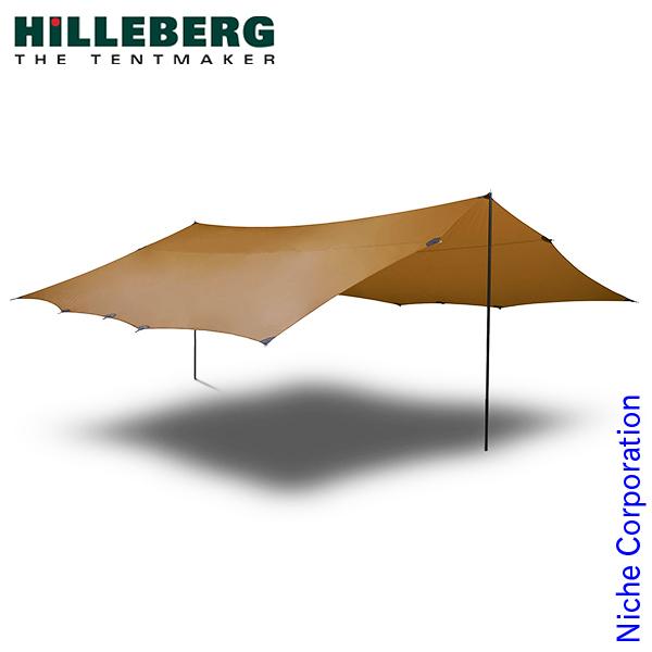 ヒルバーグ タープ20エクスペディション サンド 12770030016020