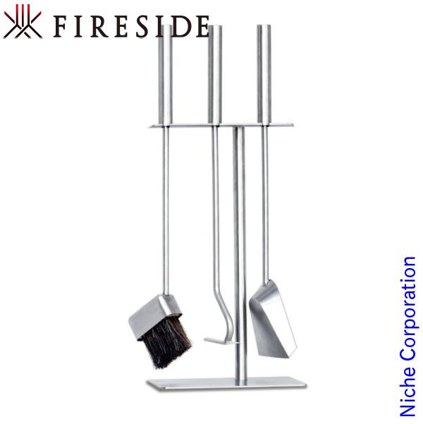 ヒタ ( HETA ) ステンレスツールセット ショート [ 47451 ] お手入れ メンテナンス 薪 薪ストーブ アクセサリー 暖炉