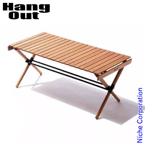 Hang Out(ハングアウト) ポールローテーブル 90cm POL-T90