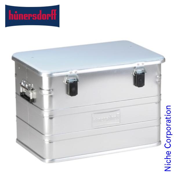 ヒューナースドルフ Metal PROFI Box 76L 452200 キャンプ用品