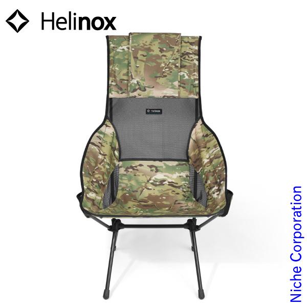 ヘリノックス サバンナチェア カモ 1822248-MTCAM キャンプ用品