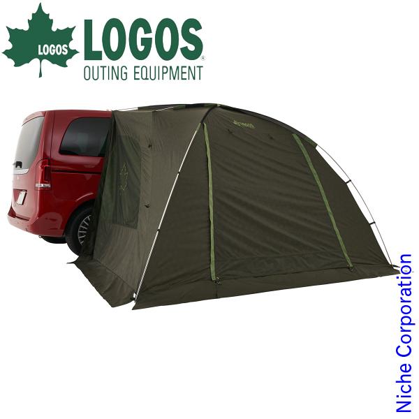 ロゴス タープ neos ALカーサイドオーニング-AI アウトドア 車 横 キャンプ