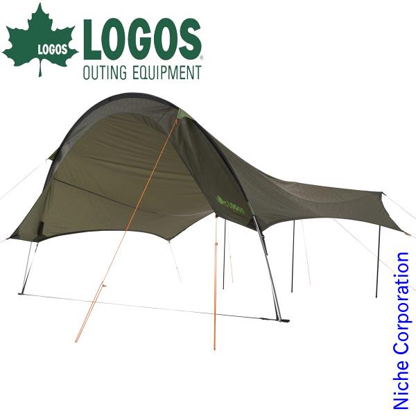 ロゴス neos AKUBIタープ-AI 71805058 キャンプ用品