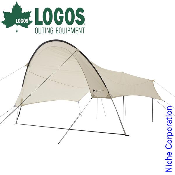 ロゴス グランベーシック AKUBIタープ-AI 71805540 キャンプ用品