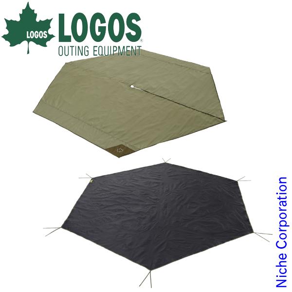 ロゴス Tepee マット&シート400 テント 71809740 キャンプ用品