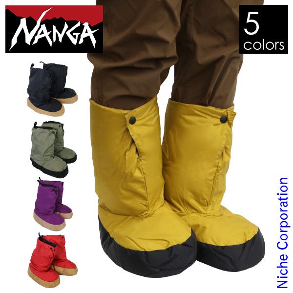 NANGA 正規販売店 ナンガ 靴 テントシューズ 20TNT-SS 人気の製品 スピード対応 全国送料無料