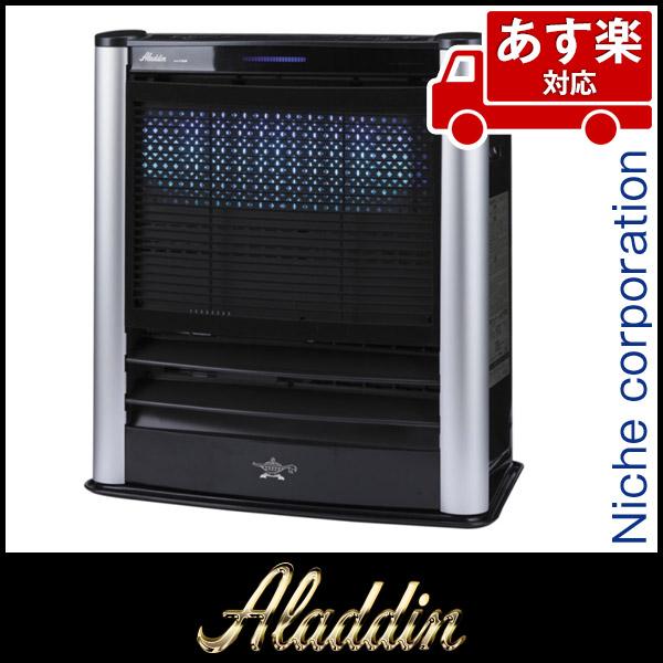 アラジン 石油遠赤ファンヒーター AJ-F50E(K) ブラック [ AJ-F50D の後継モデル][あす楽]