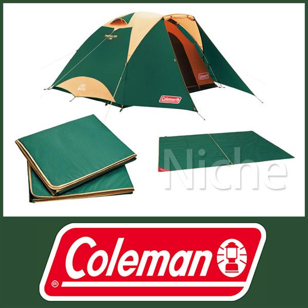 コールマン タフドーム/3025 スタートパッケージ (グリーン) 2000027279 [P10] キャンプ用品