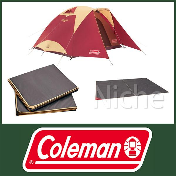 コールマン タフドーム/3025 スタートパッケージ (バーガンディ) 2000027280 [P10] キャンプ用品