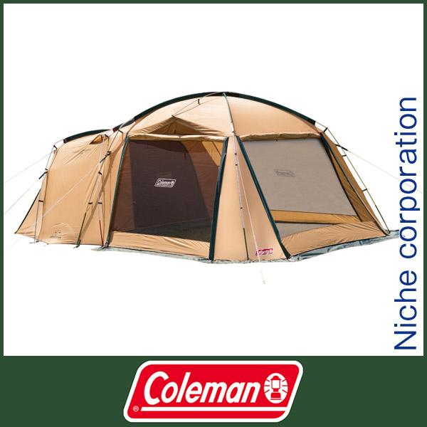 コールマン タフスクリーン2ルームハウス 2000031571 [P10] キャンプ用品