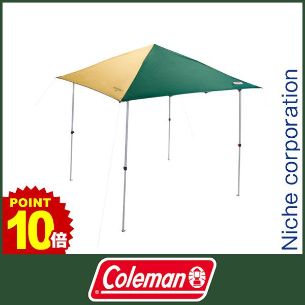 コールマン インスタントバイザーシェード/M 2000031578 [P10] キャンプ用品