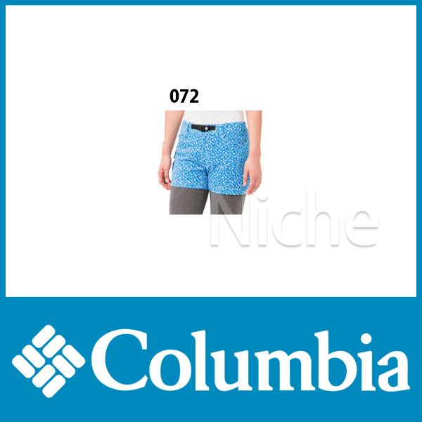 【激安】 コロンビア アルゴンヌIIショーツ Women's [ (Blue Jay Jay Flower) Women's [ PL4217-072 ], 吾妻郡:cb965380 --- test.ips.pl