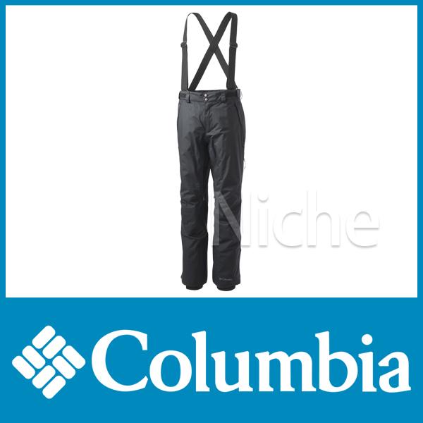 コロンビア フロストフリーパンツ メンズ Black [ PM4640-010 ][Men's][男性用]