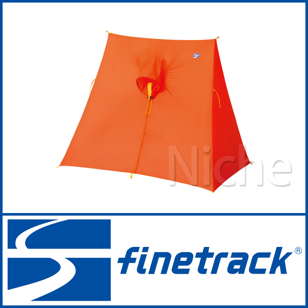 finetrack ファイントラック ピコシェルター (オレンジ) [ FAG0121(OG) ]