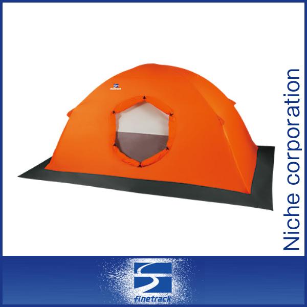 finetrack カミナドーム1スノーフライ (オレンジ) [ FAG0321(0(OG) ]
