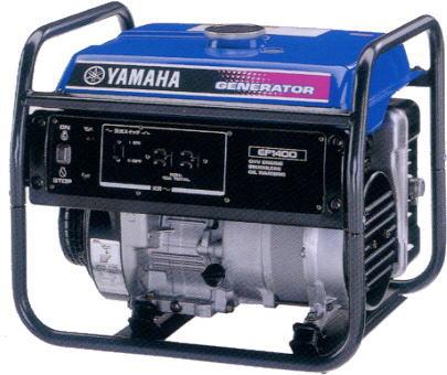 [废物贮存,雅马哈 EF1400 雅马哈 60 Hz 4 周期发电机 [nocu]