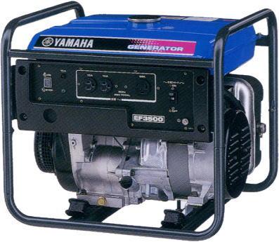 [廃番倉庫]雅馬哈發電機EF3500-YAMAHA 50hz 4周期發電機[nocu]