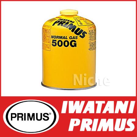 イワタニプリムス ノーマルガス(大) [ IP-500G ]  [ イワタニプリムス IWATANI PRIMUS IWATANI-PRIMUS   イワタニ プリムス ガス ガスカートリッジ ][P10]