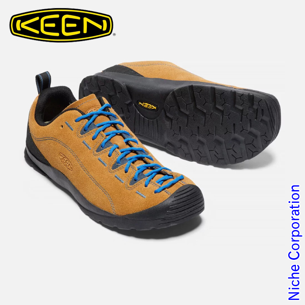 KEEN キーン Jasper ジャスパー (Cathay Spice/Orion Blue) メンズ [ 1002661 ][Men's][男性用]