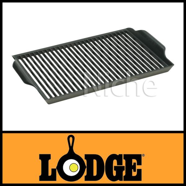 【最新入荷】 ロッジ LOGIC バーベキューグリルプレート LBBG3 [P10] [P10] LODGE LOGIC SKILLET SKILLET PANS キャンプ用品, 住まコレ:2b0eba1d --- supercanaltv.zonalivresh.dominiotemporario.com