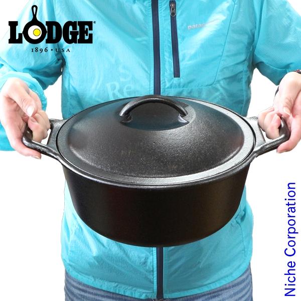 ロッジ プロ ロジックダッチオーヴン 10インチ P10D3 LODGE LOGIC SKILLET PANS キャンプ用品