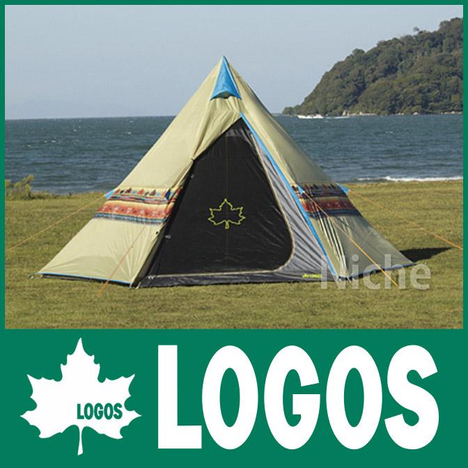 ロゴス LOGOS ナバホTepee 400 71806500 LOGOS ロゴス テント [P10] キャンプ用品
