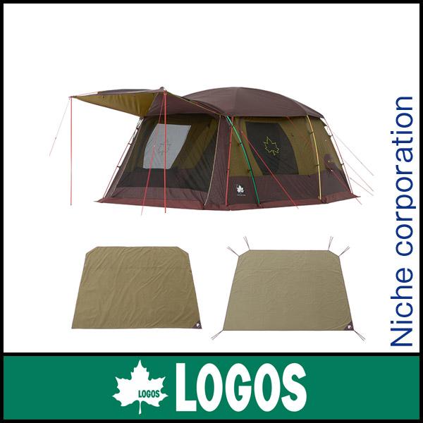 ロゴス プレミアムPANELリビングプラスセット 71809547 nocu キャンプ用品