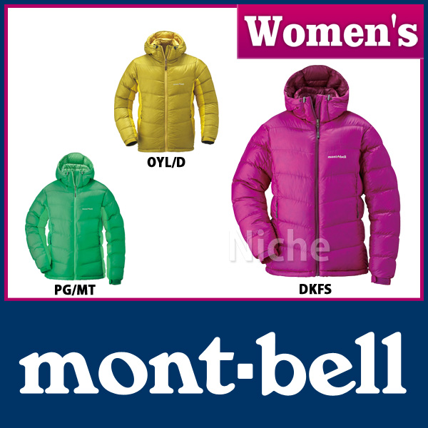 Mont-Bell Alpine down parka Women's #1101408