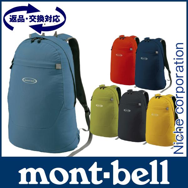 momberupokettaburudeipakku 15#1123648[MONT BELL mont bell mont-bell|MONT BELL帆布背包背包帆布背包户外|富士登山装备]