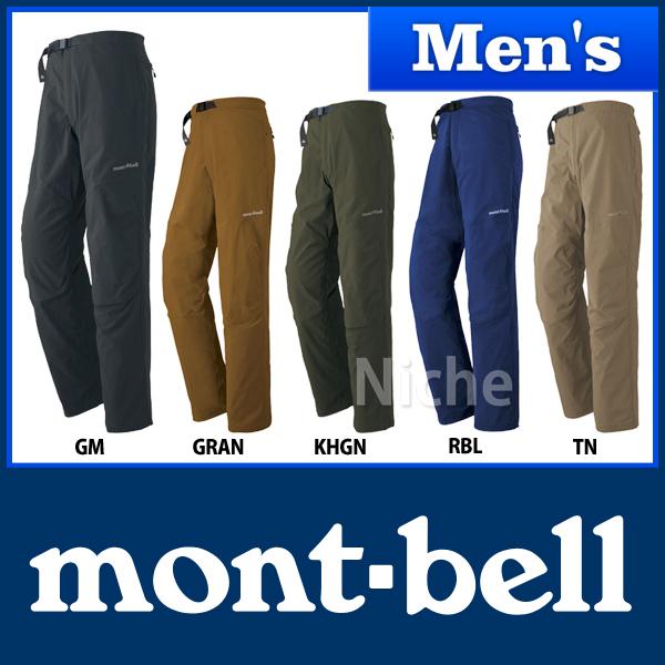 森尼賽德 MontBell 短褲男裝 #1105428