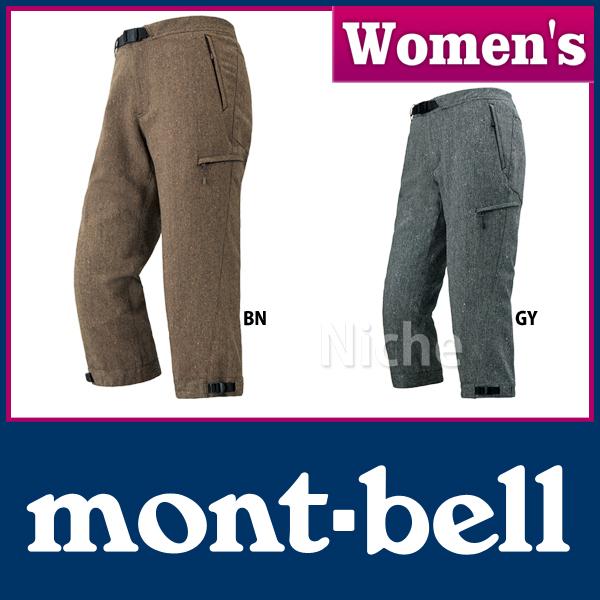 堅実な究極の モンベル mont-bell ウール ウール トレッキングニッカ mont-bell Women's Women's #1105513 nocu, 【値下げ】:23dfbe06 --- totem-info.com