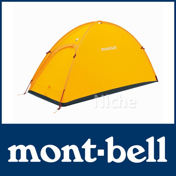 モンベル mont-bell X-TREK マイティドーム 1型 #1122470 [ 山岳テント ]