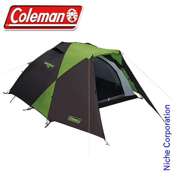 Disaster prevention, earthquake, emergency, first aid SA camping equipment  for two Coleman touring dome / LX 170T16450J Coleman coleman Coleman tent