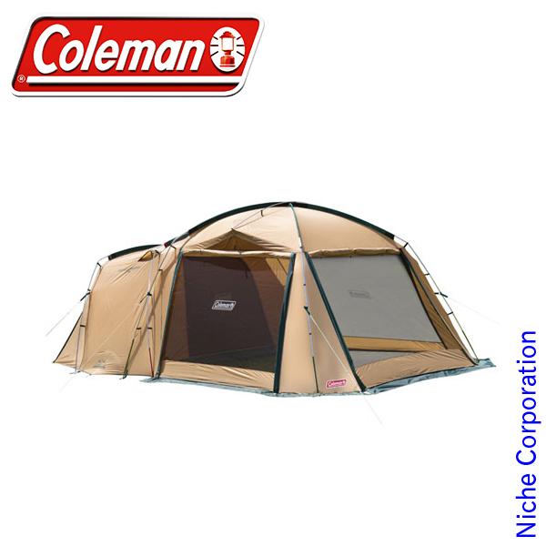 【最大1,000円OFFクーポン配信中】コールマン タフスクリーン2ルームハウス 2000031571 キャンプ用品 テント タープ 2ルームテント 冬キャンプ