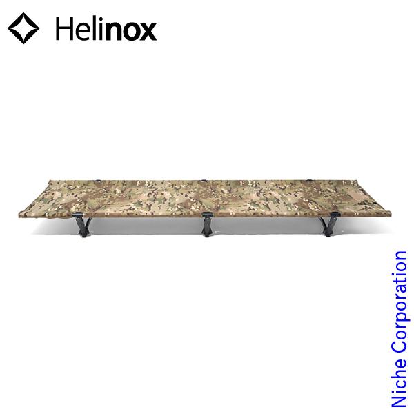 ヘリノックス タクティカル コット コンバーチブル / マルチカモ 19755008019001 キャンプ用品