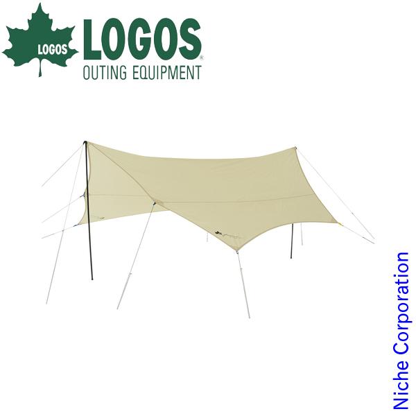 ロゴス グランベーシック BIGオクタゴン-AG 71808021 キャンプ用品 テント タープ