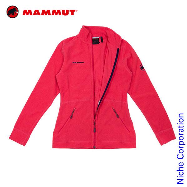 マムート MAMMUT ヤンパ ML ジャケット ウィメンズ 1010-19080 カラー:3341(light carmine)