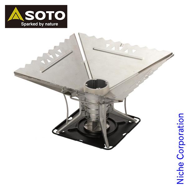 SOTO(ソト) エアスタ セット ベース&ウイングL キャンプ用品