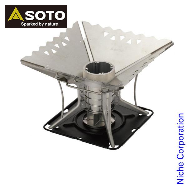 SOTO(ソト) エアスタ セット ベース&ウイングM キャンプ用品