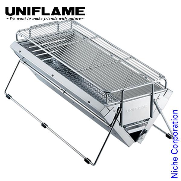 ユニフレーム ユニセラ TG-III ロング 615416 ユニフレーム UNIFLAME 焼肉 やきにく BBQ バーベキュー キャンプ用品