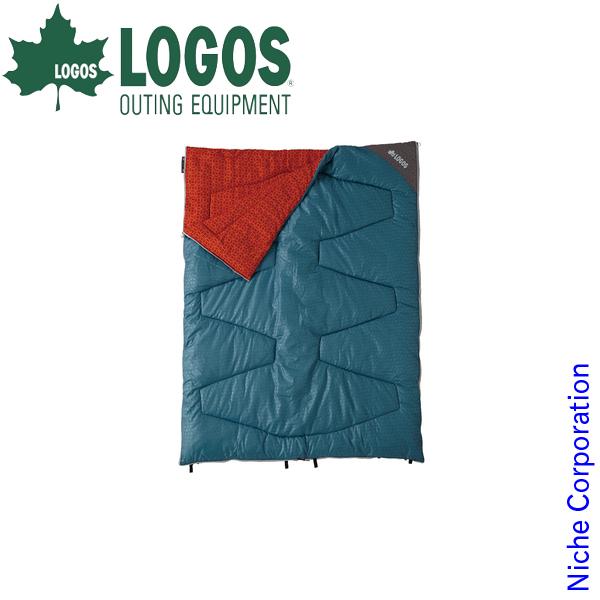 ロゴス ミニバンぴったり寝袋・-2(冬用) 72600240 LOGOS ロゴス シュラフ ロゴス 寝袋 キャンプ用品 防災