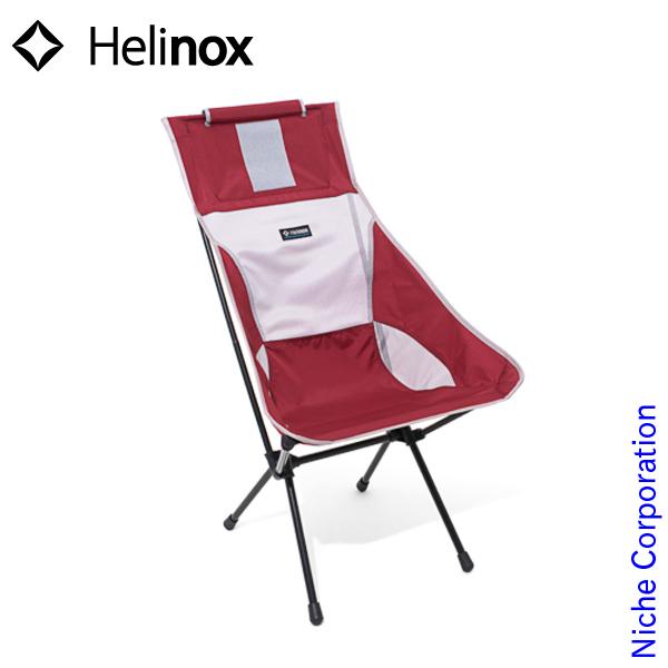 ヘリノックス サンセットチェア (ルバーブ) 1822174-RUBB シート キャンプ用品 nocu
