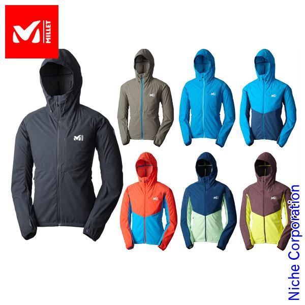 ミレー ビオナセ EG ストレッチ ジャケット (メンズ) MIV01227 Men's 男性用 メンズ sl-1902-top アウトレット セール sale